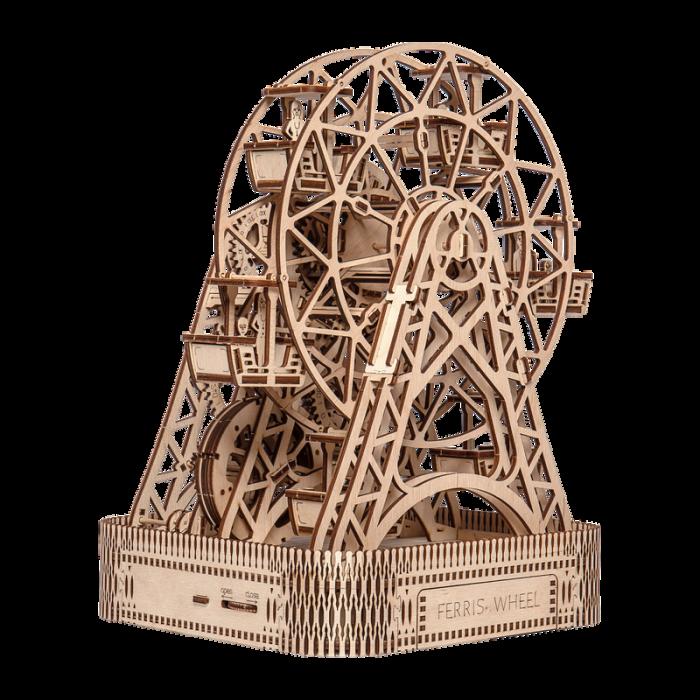 Puzzle 3D din lemn - Ferris Wheel [1]