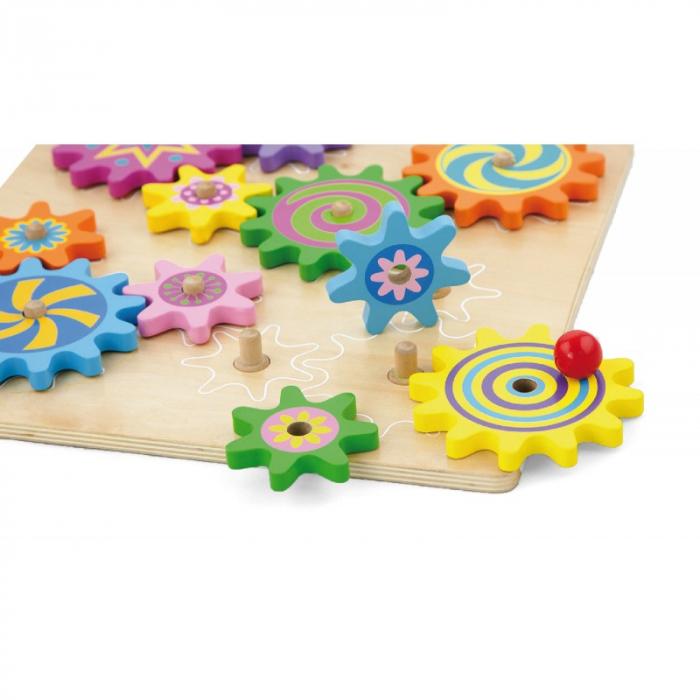 Puzzle cu roti dintate [3]