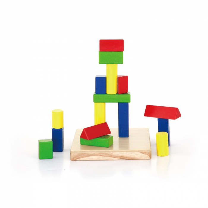 Puzzle sortator 4 forme geometrice [2]