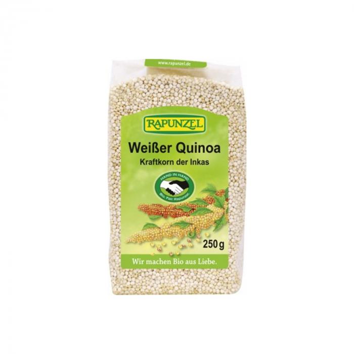 Quinoa alba BIO Rapunzel 250g [0]