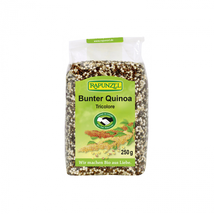 Quinoa colorata BIO Rapunzel 250g [0]