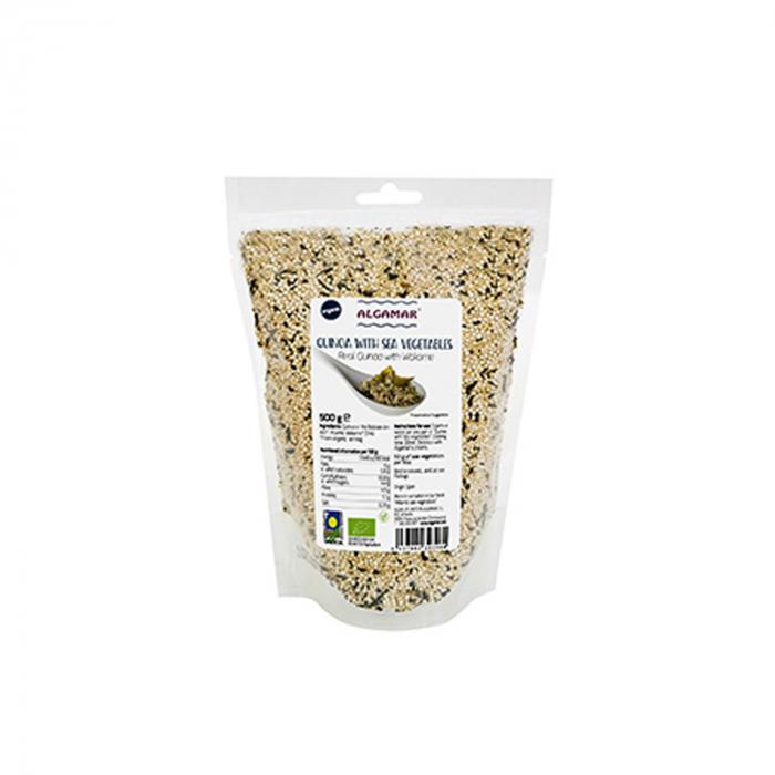 Quinoa Cu Alge Marine Bio 500G [0]