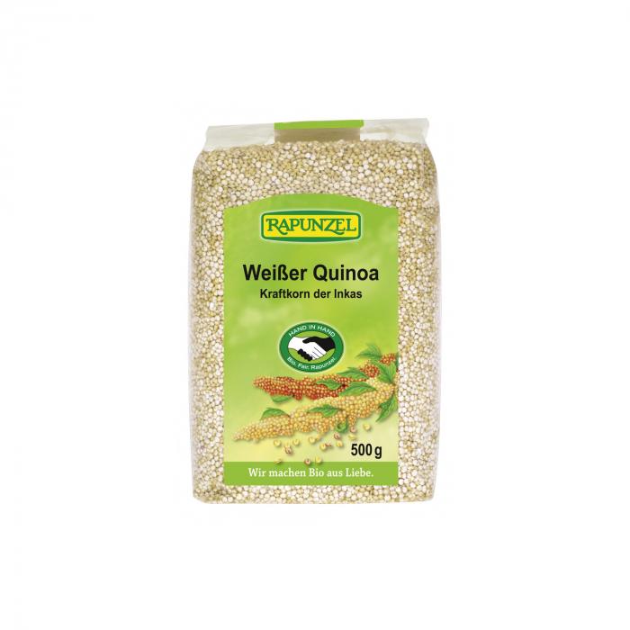 Quinoa ecologica Rapunzel 500g [0]
