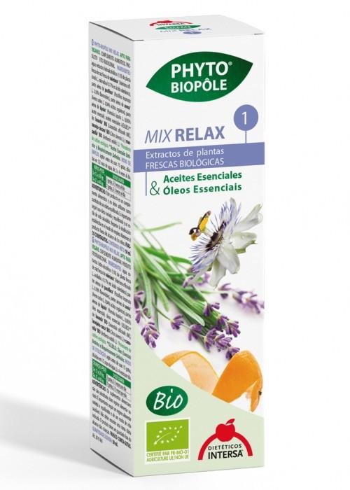 Relax - formula cu extracte BIO din plante pentru relaxare si antistres, 50ml cu picurator [1]