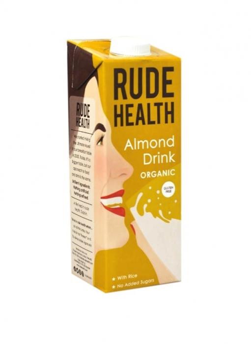 Rude Health bautura vegetala din orez si migdale BIO 1l [0]
