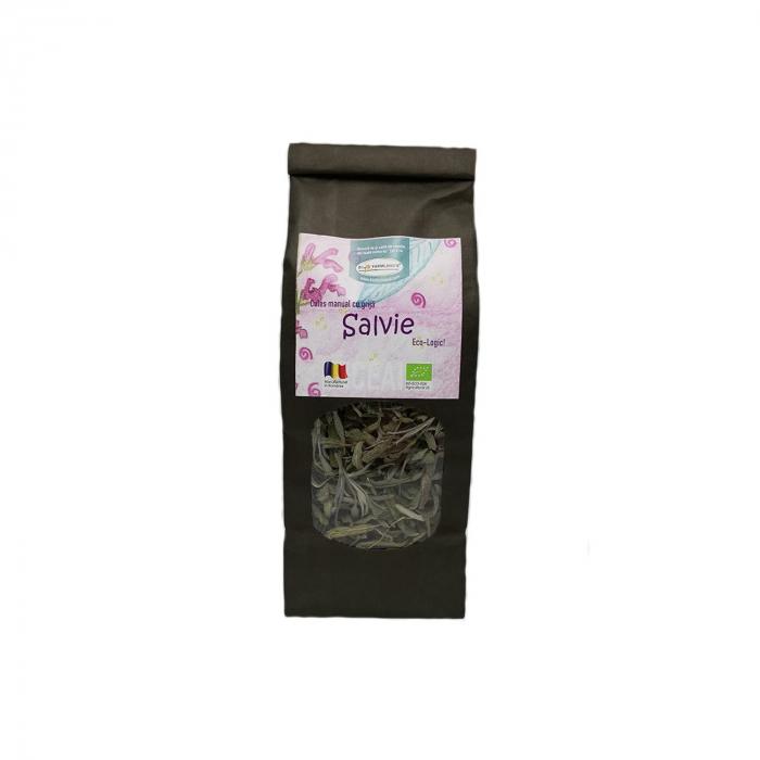 Ceai de Salvie (salvia officinalis) BIO, 40 g [0]