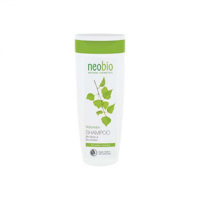 Sampon ecologic pentru volum   NeoBio 250ml [0]