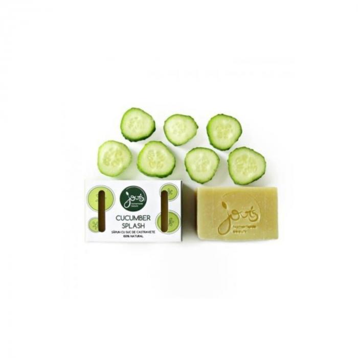 Sapun Natural cucumber Splash 100G [1]