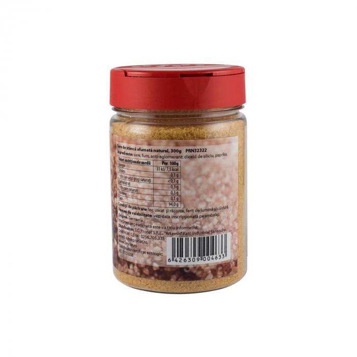 Sare de stanca afumata natural, 300 g [1]