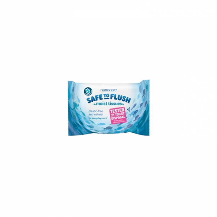 Servetele BIO Natracare intime, 100% biodegradabile in toaleta, 30 buc [0]