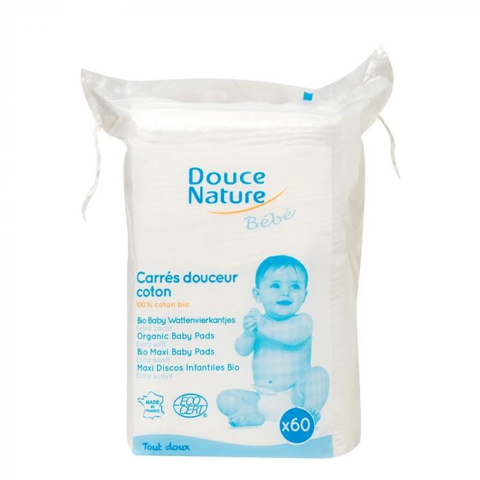 Servetele uscate pentru bebelusi 60buc. [0]