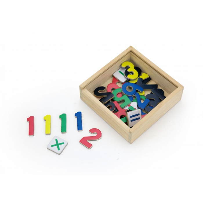 Set cifre magnetice (37 piese) [2]