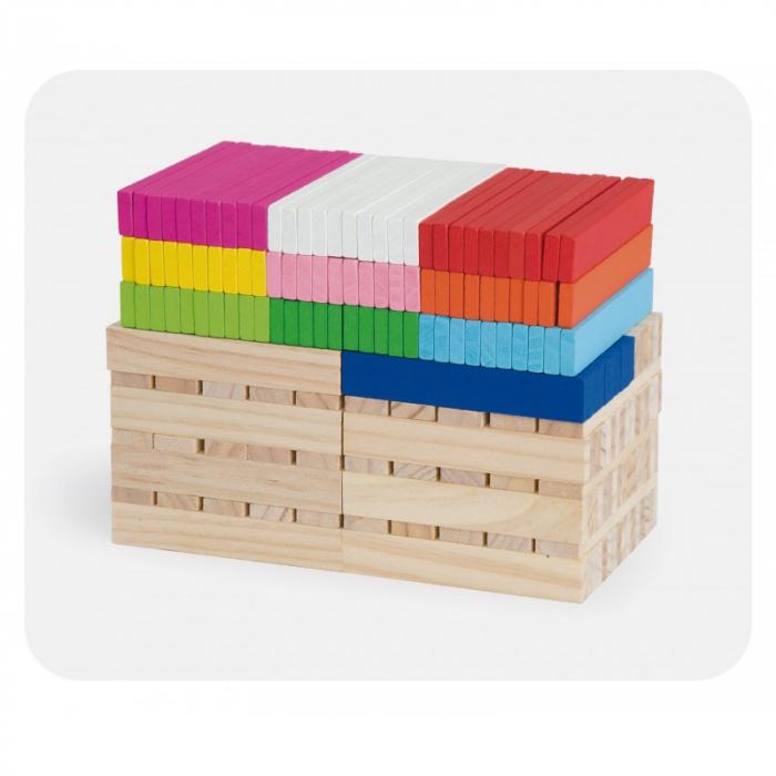 Set de blocuri pentru constructie Architecture (250 piese) [1]