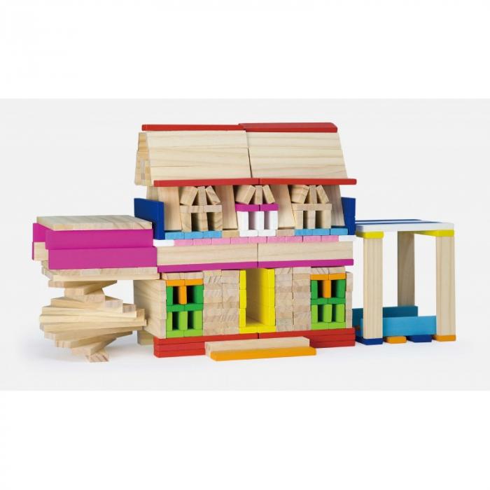 Set de blocuri pentru constructie Architecture (250 piese) [2]