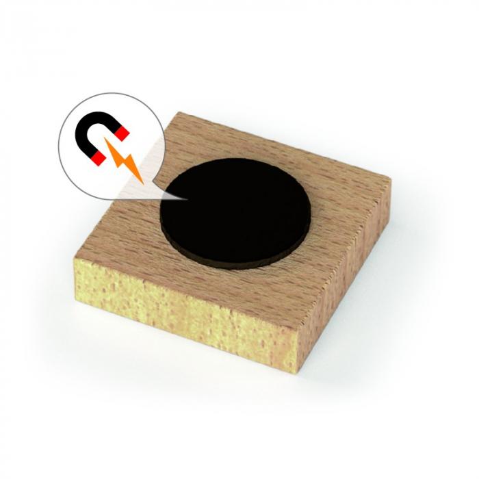 Set magnetic litere mari 40 buc [0]