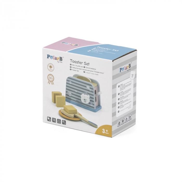 Set toaster, PolarB Viga [4]