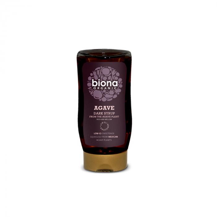 Sirop de agave dark BIO 250ml Biona [0]
