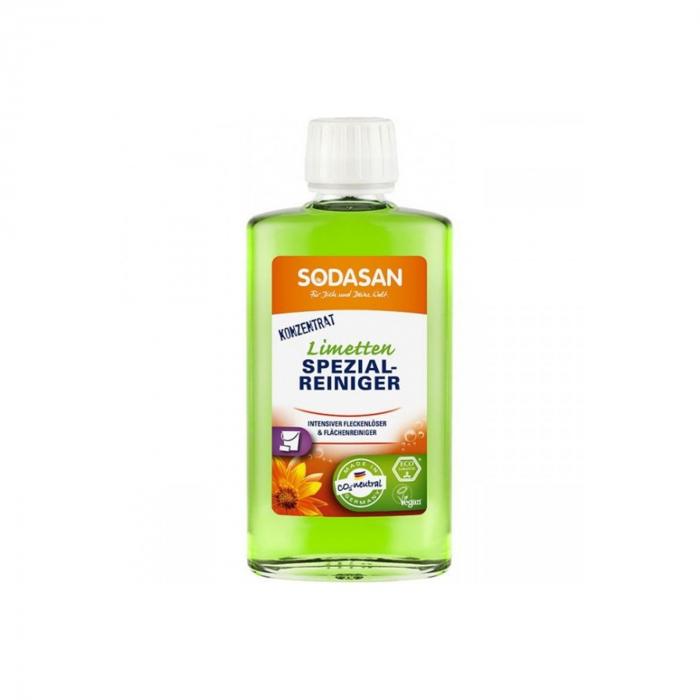 Solutie BIO concentrata de curatare a petelor si mirosurilor 250 ml Sodasan [0]
