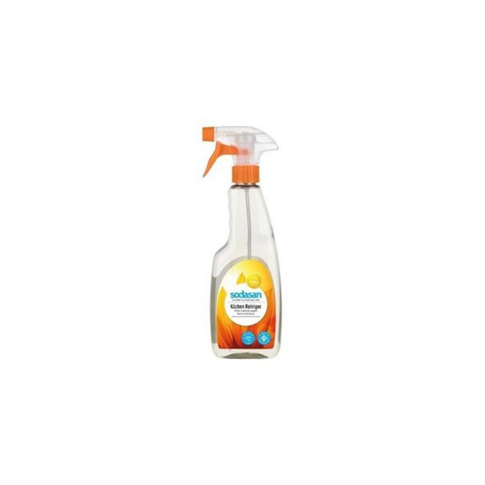 Solutie BIO de curatare pentru bucatarie 500 ml Sodasan [0]