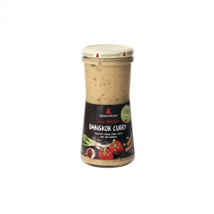 Sos BIO Bangkok curry FARA GLUTEN Zwergenwiese 420ml [0]
