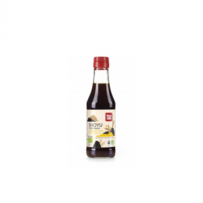 Sos De Soia Shoyu Ginger Thai Bio 250Ml [0]