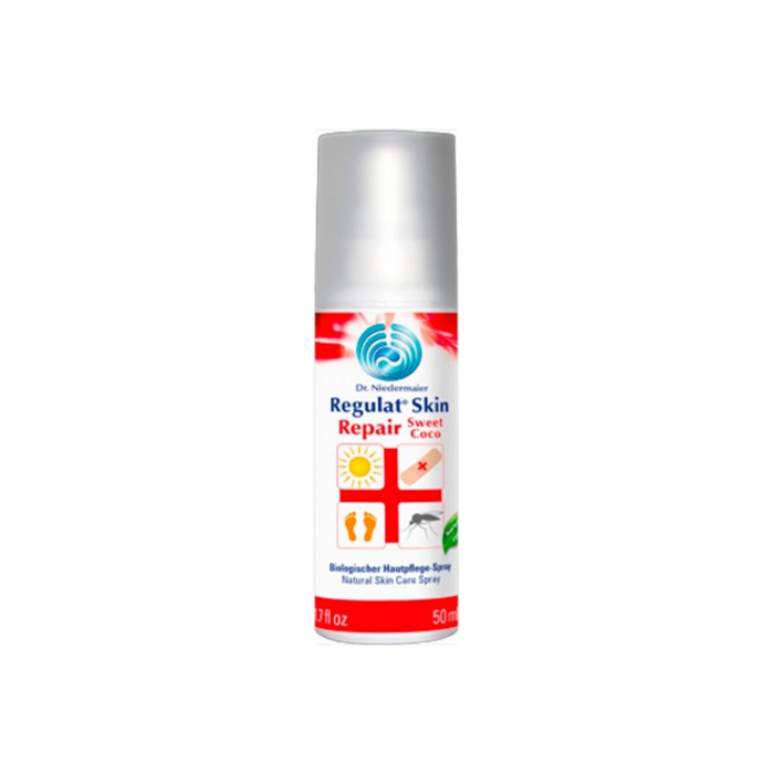 Spray reparator pentru piele, cocos - 50ml Regulat® skin [0]