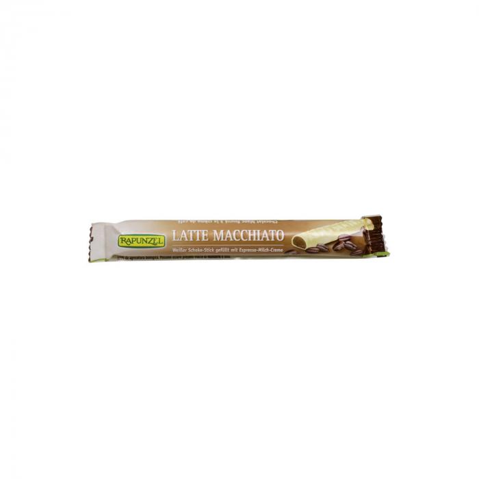 Stick ecologic latte macchiato Rapunzel 22g [0]