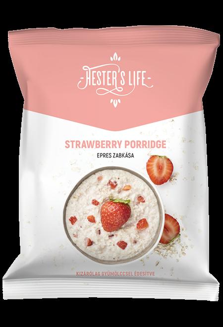 Strawberry Porridge 50g [0]