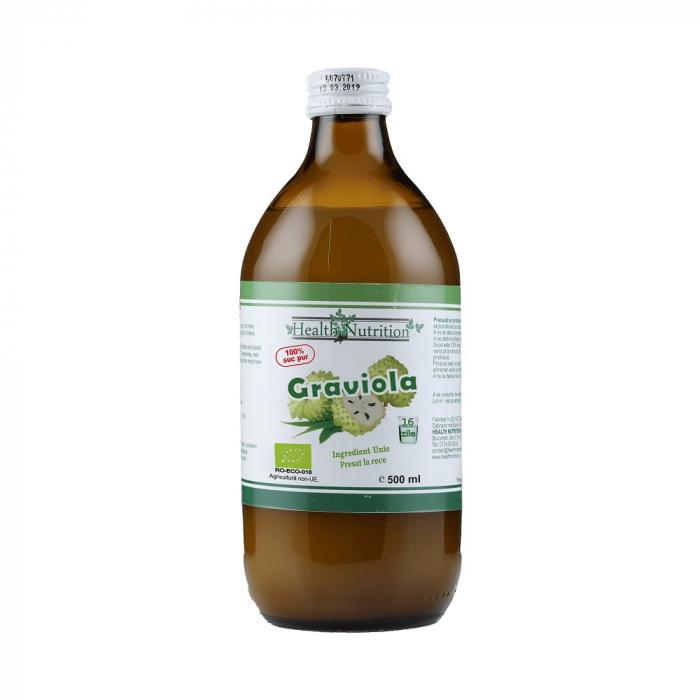 Suc de Graviola Pur Bio 500ml [0]