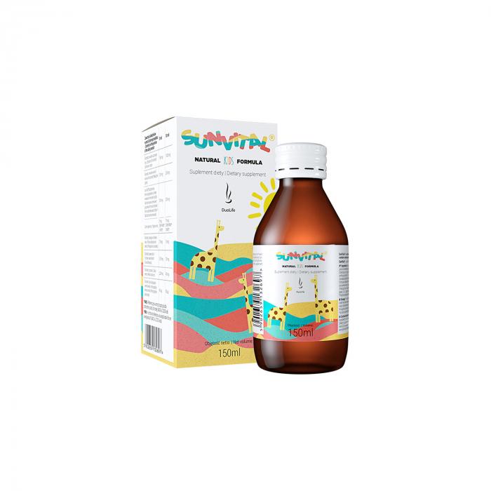 SunVital® Natural KIDS Formula [0]