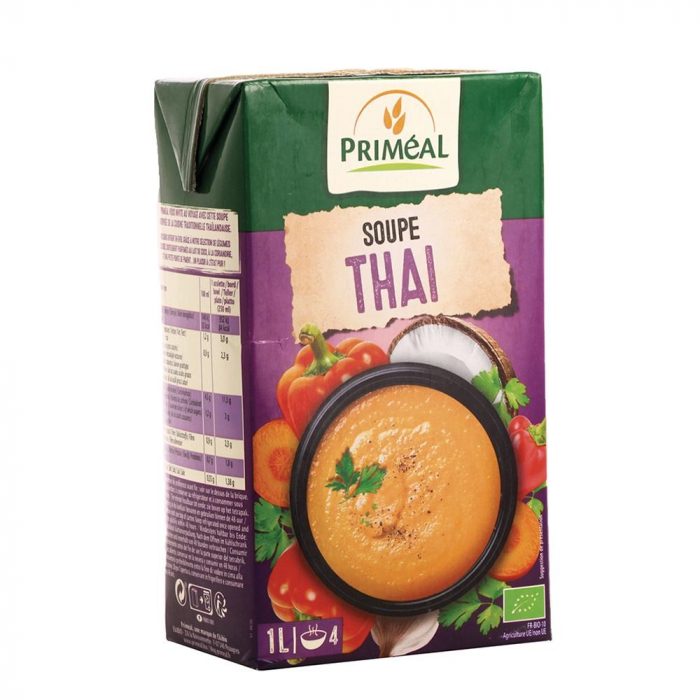 Supa crema stil Thai 1L [0]