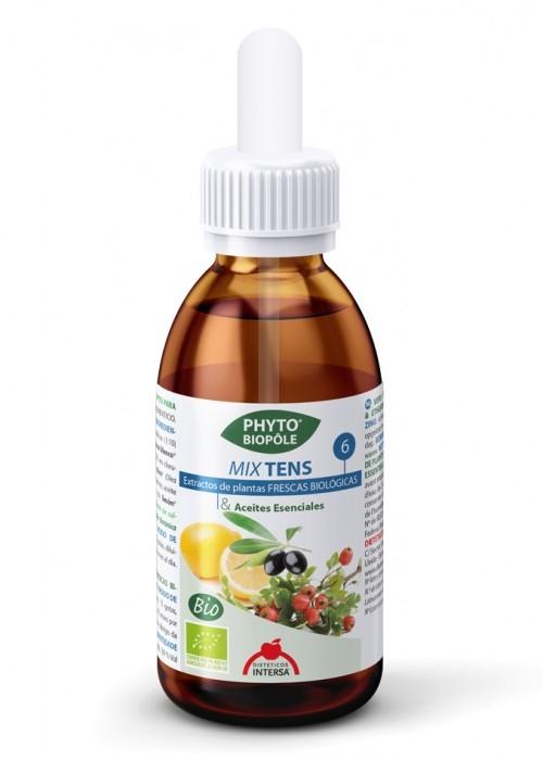 TENS - formula cu extracte BIO din plante pentru HIPERTENSIUNE, 50ml cu picurator [0]