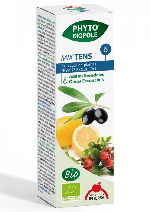 TENS - formula cu extracte BIO din plante pentru HIPERTENSIUNE, 50ml cu picurator [1]