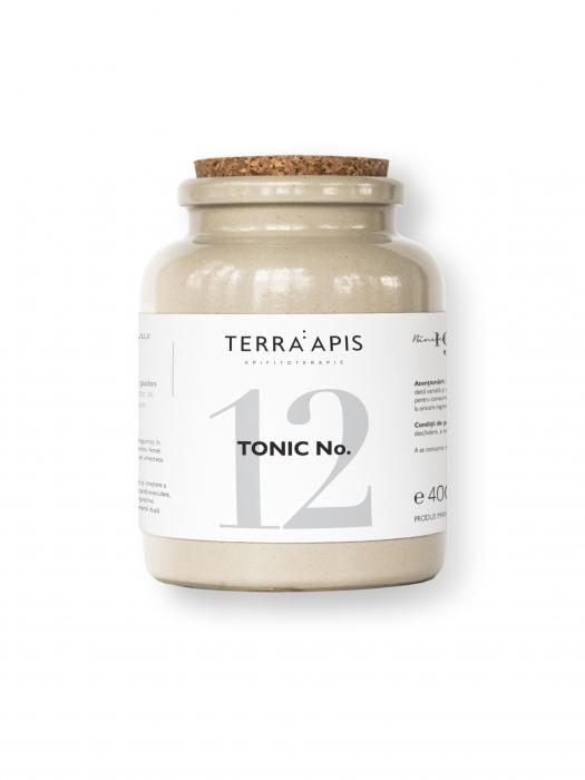 Tonic adulti 12 Terra Apis pentru detoxifiere si cresterea imunitatii [0]