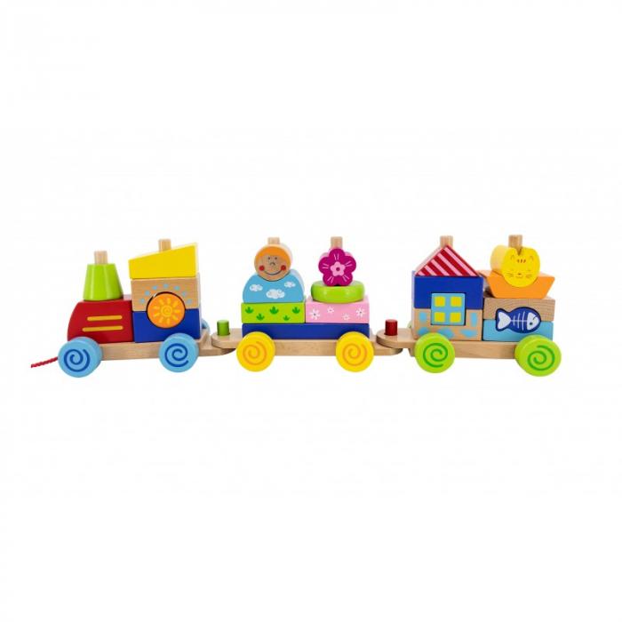 Trenulet modular colorat [2]