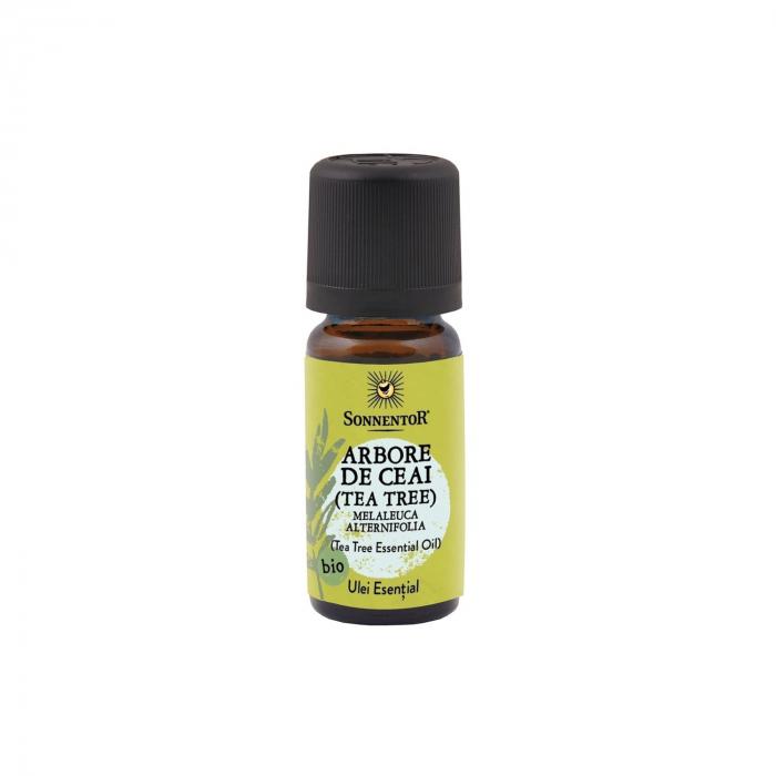 Ulei Esential Arbore De Ceai (Tea Tree) 10Ml ECO [0]