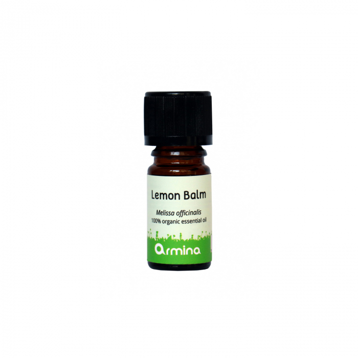 Ulei esential de melisa - roinita (melissa officinalis) BIO 5ml [0]