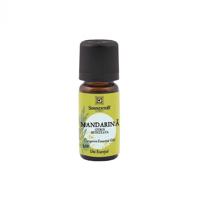 Ulei Esential Mandarina 10Ml ECO [0]