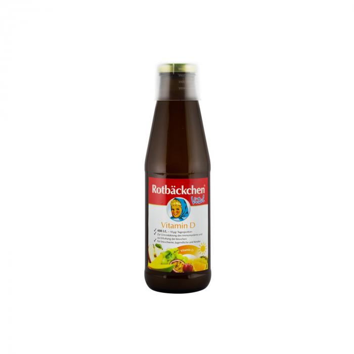 Vital Vitamina D - suc pur de fructe, 450 ml [0]