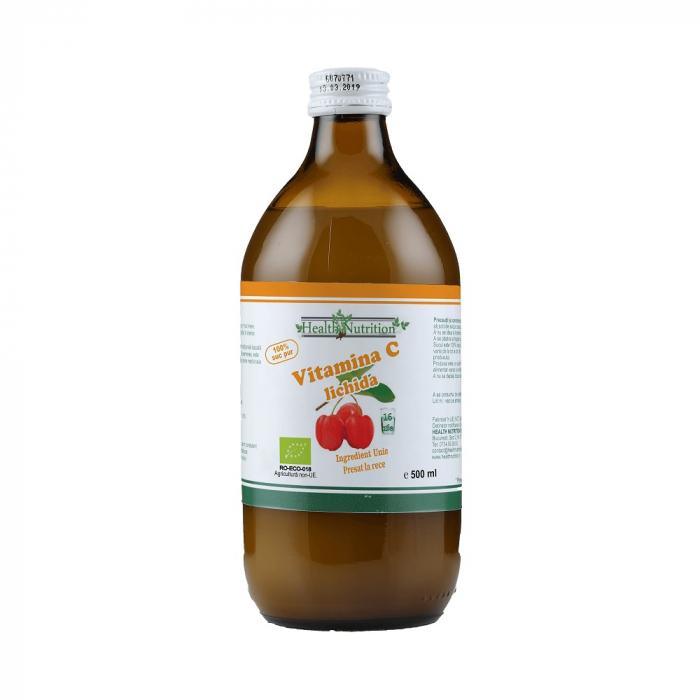 Vitamina C lichida Bio 500 ml [0]