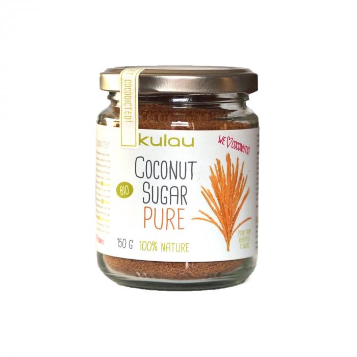Zahar din nectar de flori de cocos BIO 150g [0]