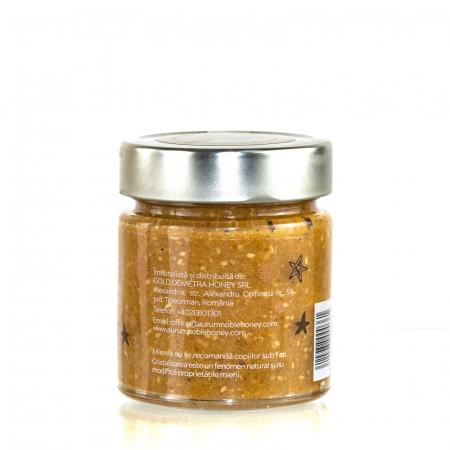 Desert Rose Crema de miere cruda de tei si susan rumenit 300g [1]
