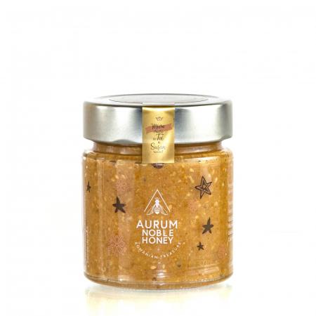 Desert Rose Crema de miere cruda de tei si susan rumenit 300g [0]