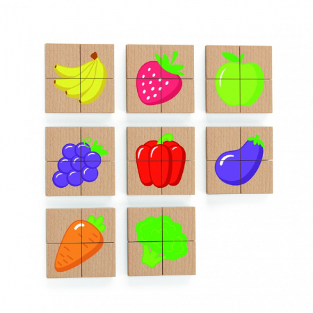 Blocuri magnetice cu imagini fructe [1]