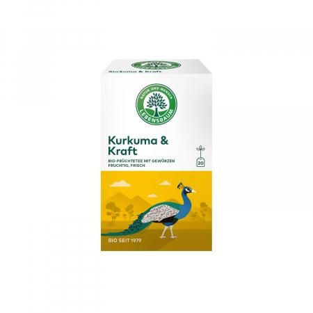 Ceai cu curcuma Lebensbaum 40g [0]