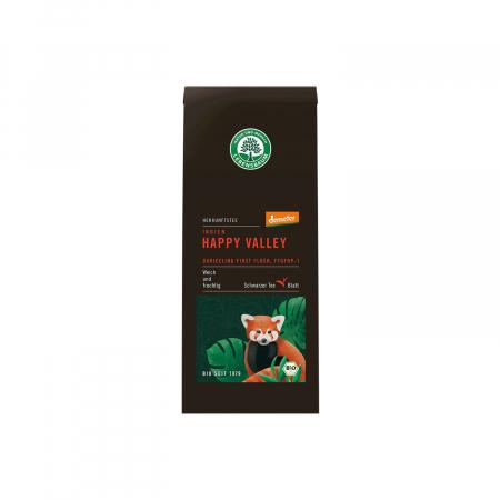 Ceai Negru Bio Happy Valley - India, 100G Lebensbaum