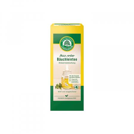 Ceai pentru burtica bebelusilor Lebensbaum 30g [0]