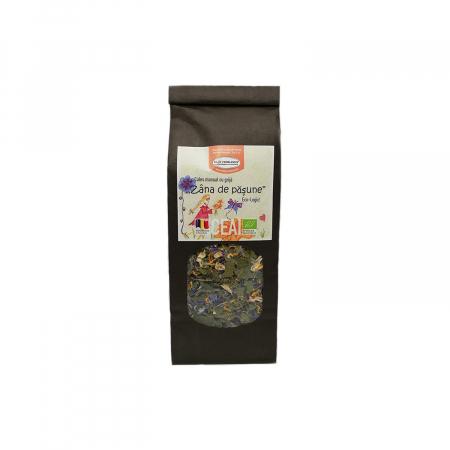 Zâna de pășune - Ceai din plante BIO cu efect detoxifiant, 40 g [1]
