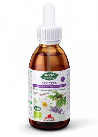 CEFA - formula cu extracte BIO din plante pentru DURERI DE CAP, CEFALEE, 50ml cu picurator [0]