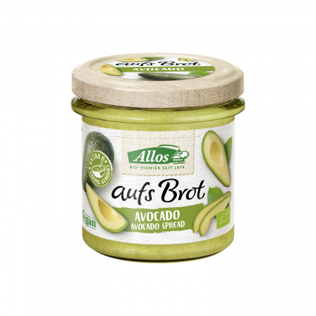 Crema tartinabila din avocado FARA GLUTEN 140g [0]